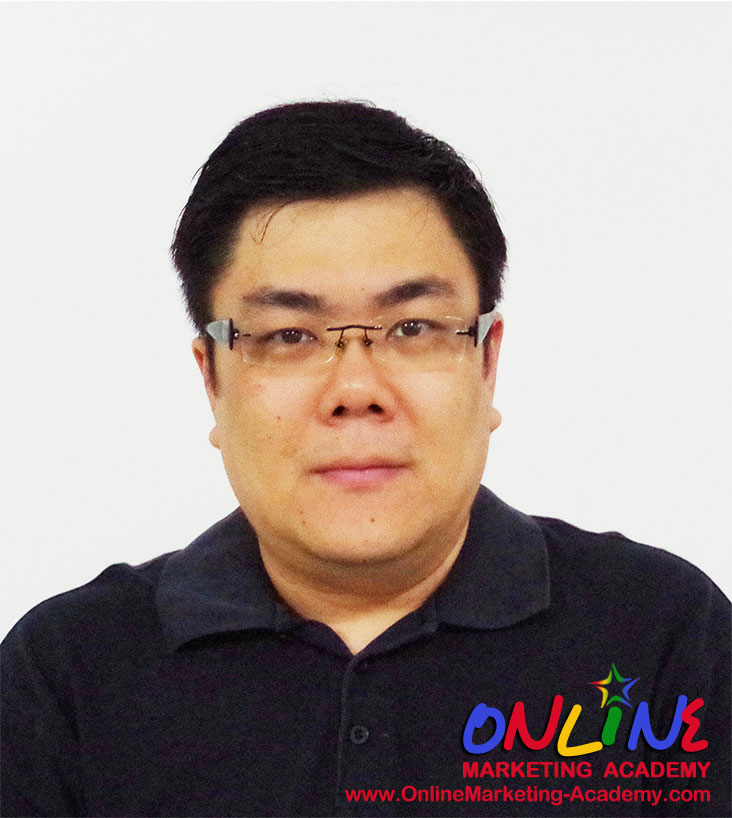 Digital Marketing Trainer - Martin Tan