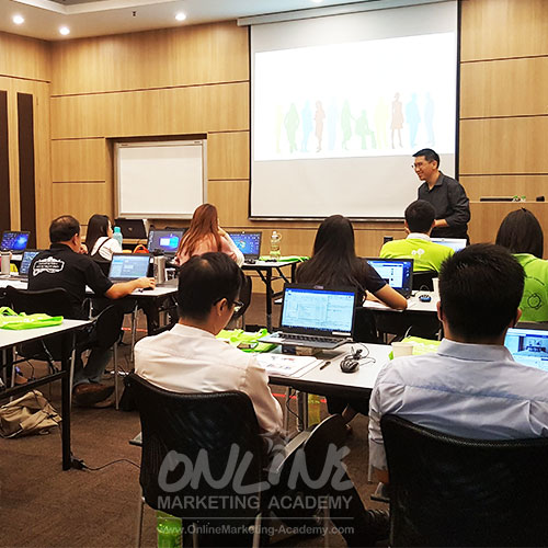 Google Analytics Training conducted in Johor Bahru