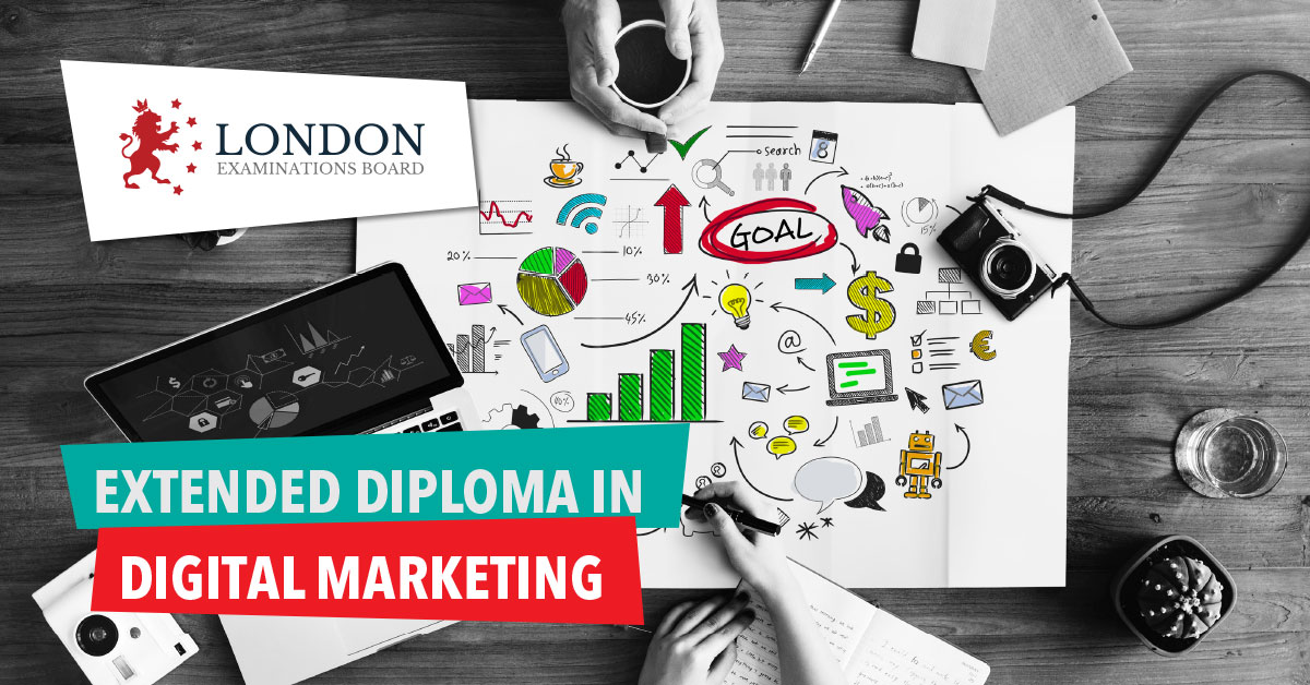 Extended Diploma in Digital Marketing